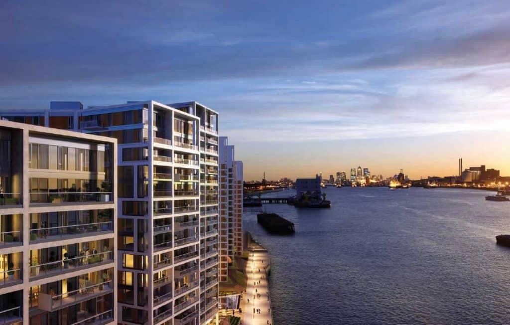 Waterfront III Royal Arsenal Riverside